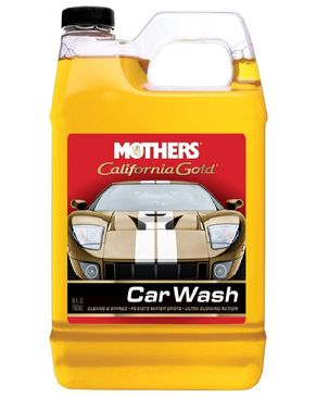 Mothers California Gold Car Wash 32 oz