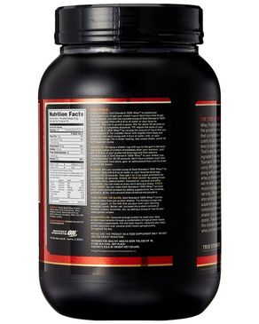 Gold Standard - 100% Whey Protein - 2 lbs - Delicious Strawberry