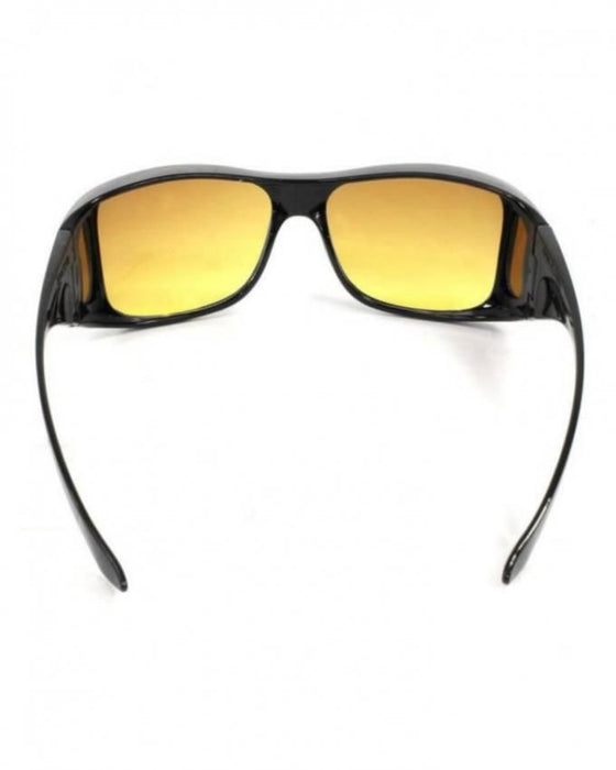 Pack Of 2 - Ultra Vision Glasses - Black And Yellow