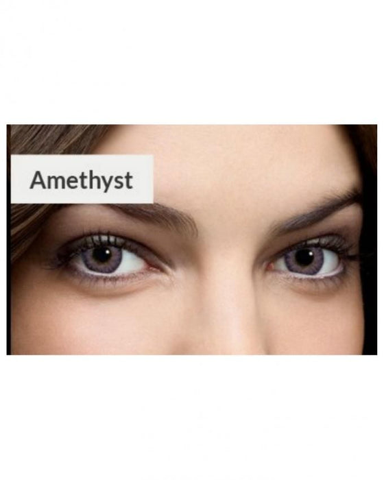 FreshColor Color Blends Contact Lenses - Amethyst