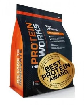 Whey Protein 80 - 1 kg (2.2 lbs) - Chocolate Mint Brownie