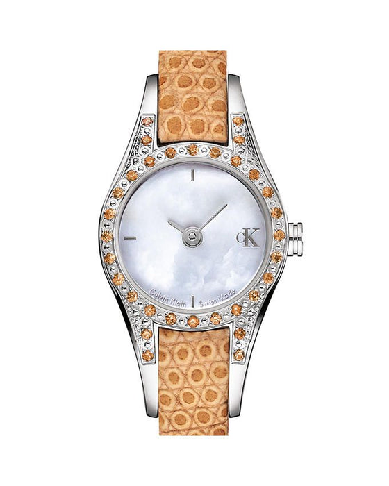 CALVIN KLEIN ANALOG LADIES WATCH - K2723433