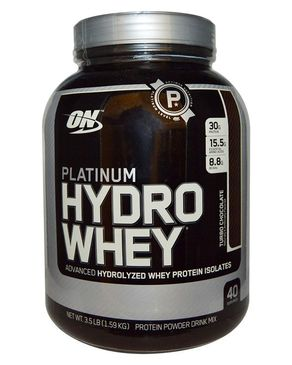 Platinum Hydro Whey - Chocolate - 3.5lbs