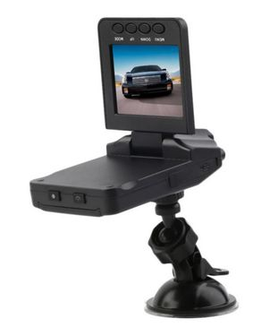 "Cam Pro HD DVR With 2.5"" LCD Screen & Car Dashboard Video Recorder Camera"