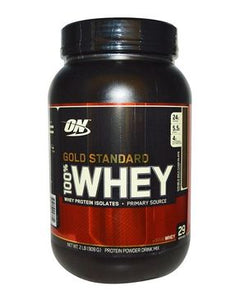 Gold Standard 100% Whey Protein - 2Lbs - Double Rich Chocolate
