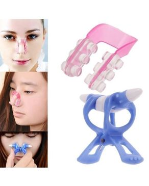 Pack of 2 - Nose Shaping Clip - Pink & Blue