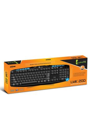Lunar Multimedia Keyboard