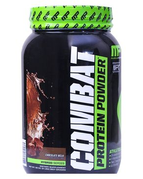 Muscle Pharm Combat Whey Protein - Chocolate Milk - 2 lb