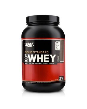 Gold Standard - 100% Whey Protein - 2lb - Double Rich Chocolate