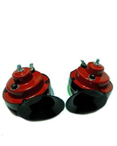 Igemnic Pack Of 2 - Heavy Horn For Car