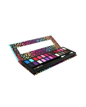 Eye Shadow Kit With Kajal Pencil - Multicolor