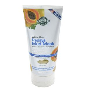 Hollywood style White Glow Papaya Mud Mask - 150ml
