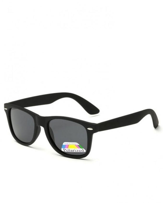 Polarized Sunglasses for Unisex - Black