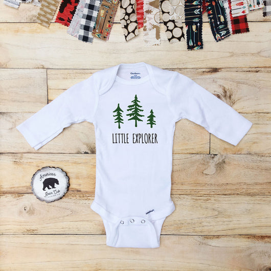 Little Explorer Onesie®