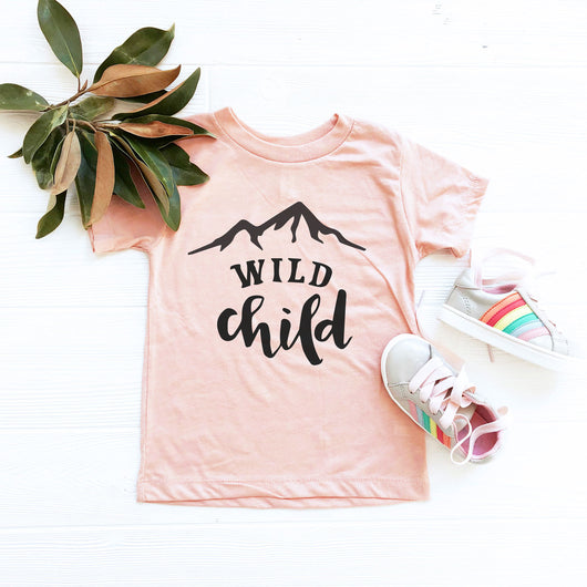 Wild Child Shirts & Bodysuits