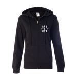 Rad Mom Zip-Up Hoodie