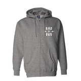 Rad Dad Zip-Up Hoodie
