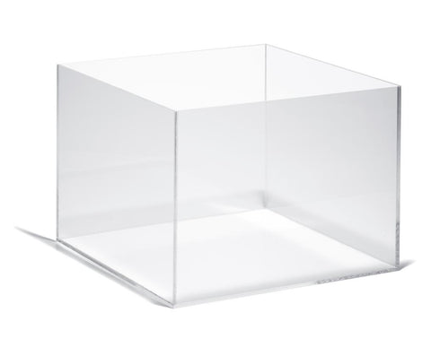 Acrylic clear Box Display