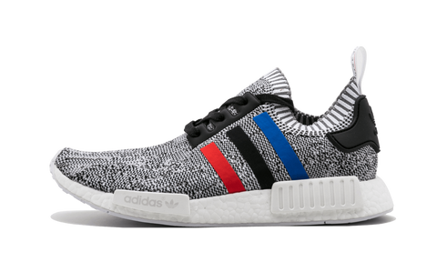 4a8a3aaa1 adidas NMD R1 Tri Color Stripes White
