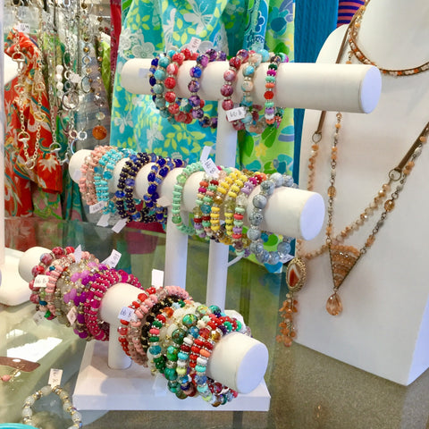 snooty fox consignment spring summer jewelry