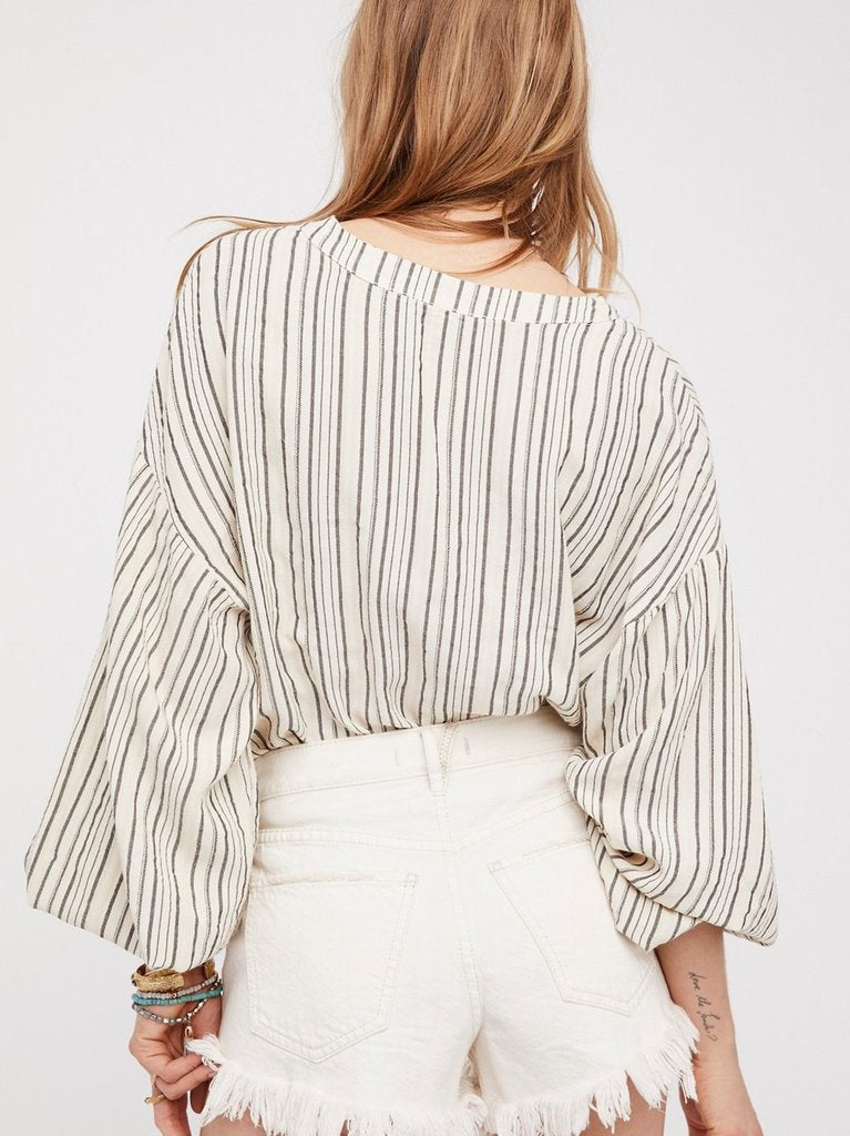 Free People Rhythm Of The Night Tunic - L