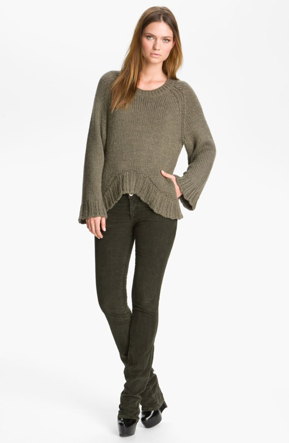 Theysken's Theory Knopy Yourney Sweater - size M