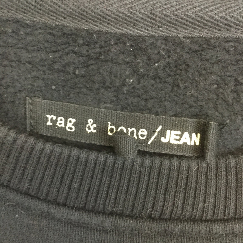 Rag & Bone Lira Fleece Sweater - M