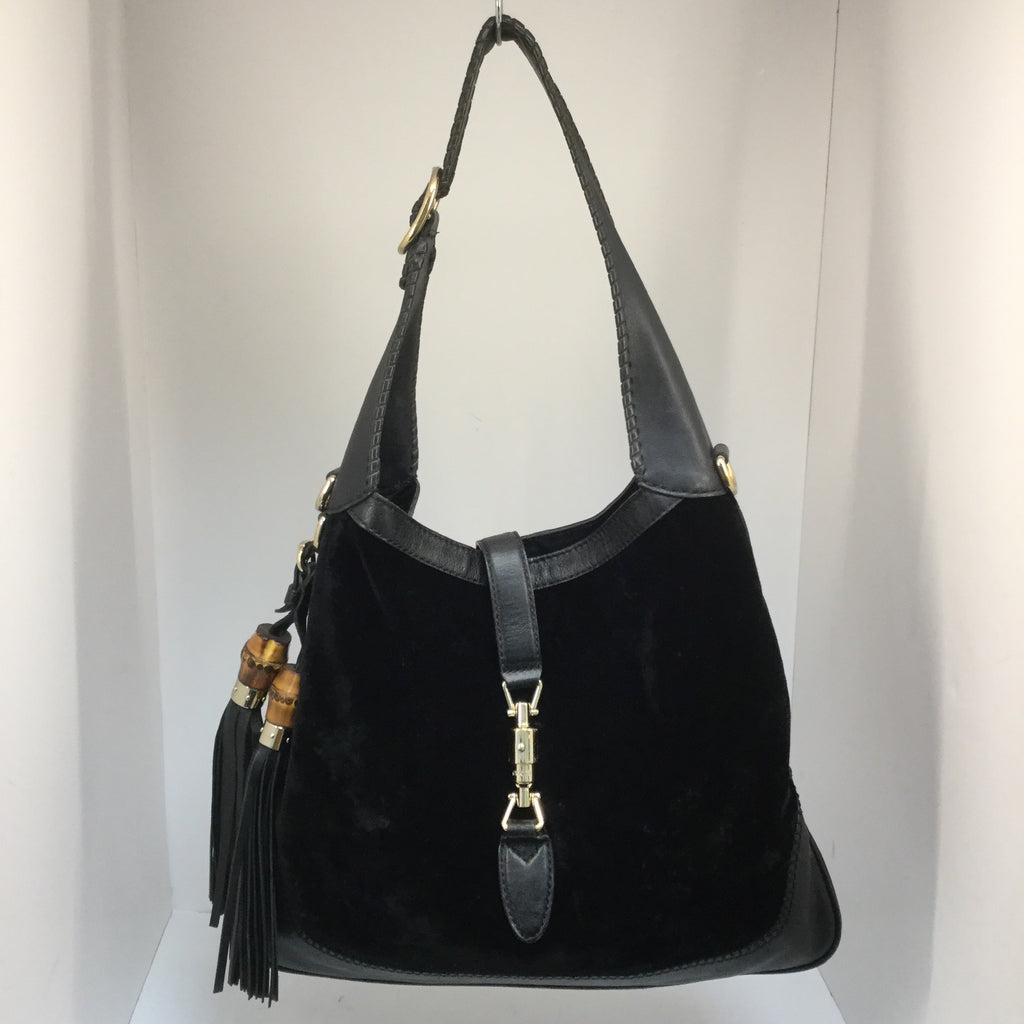 Gucci New Jackie Velvet Hobo
