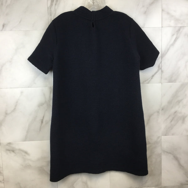 English Factory Pleated Peplum Top - size M