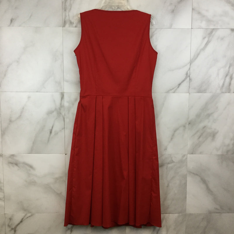 Prada Pleated Dress - size 10