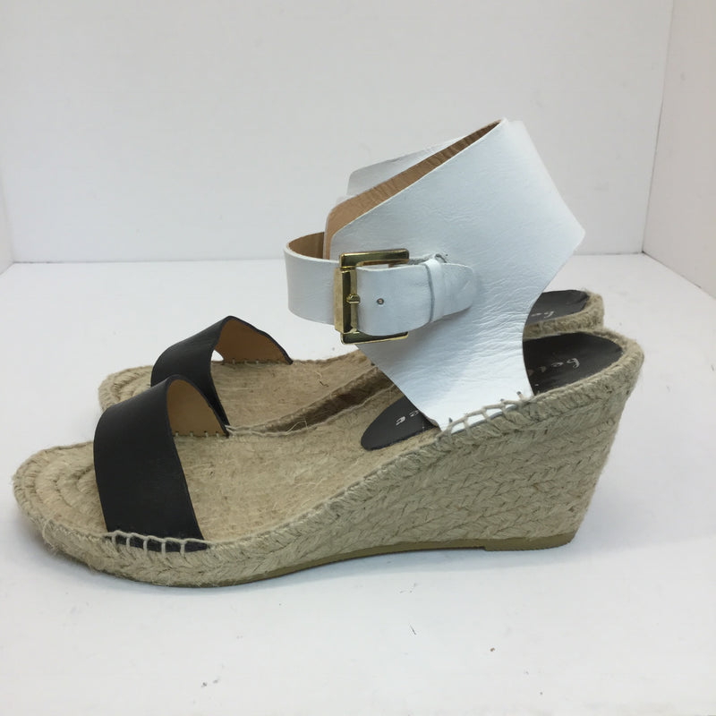 Bettye Muller Devon Espadrilles Wedges size 6M