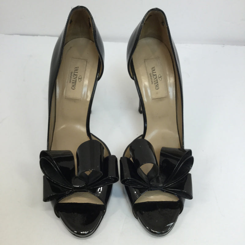 Valentino D' Orsay Bow Pumps - size 38