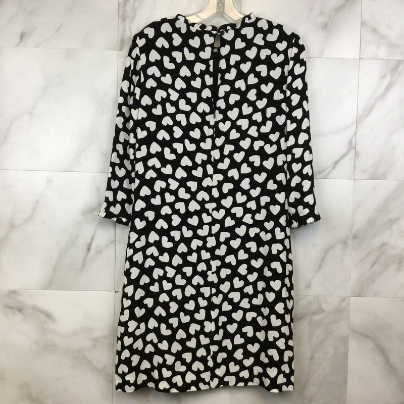 Kate Spade Dancing Hearts Dizzy Dress - size 8