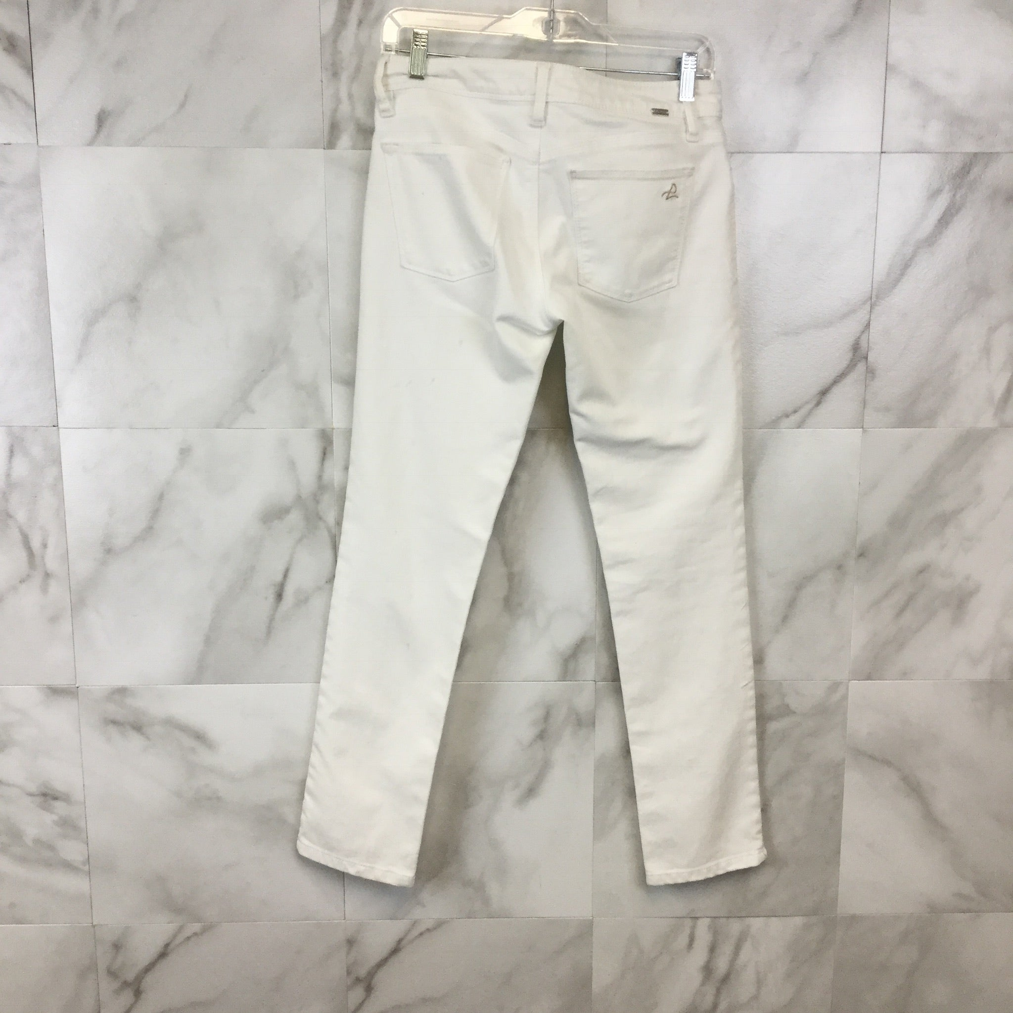 DL1961 Angel Mid Rise Skinny Jeans - size 27