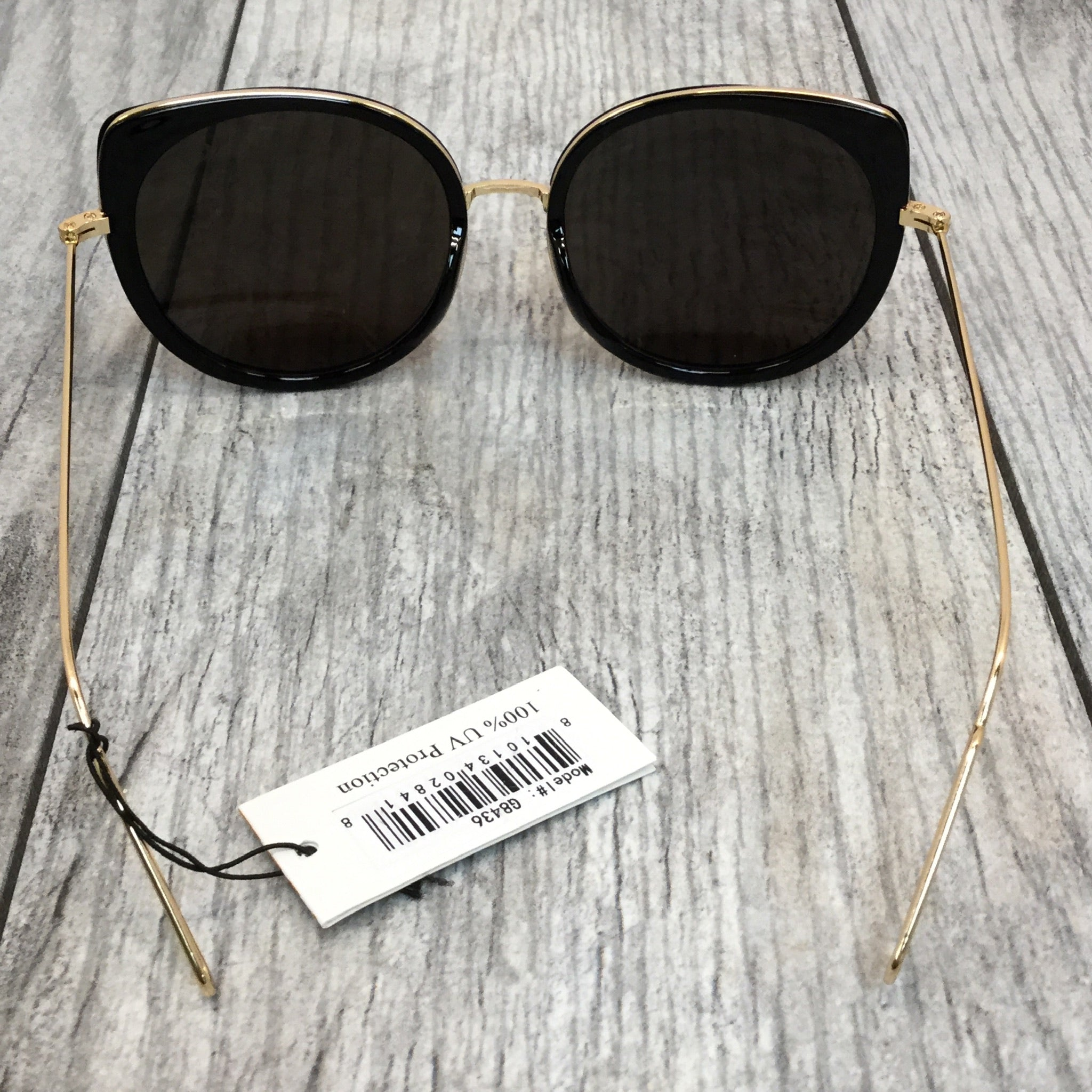 New!  Oversized Sunglasses