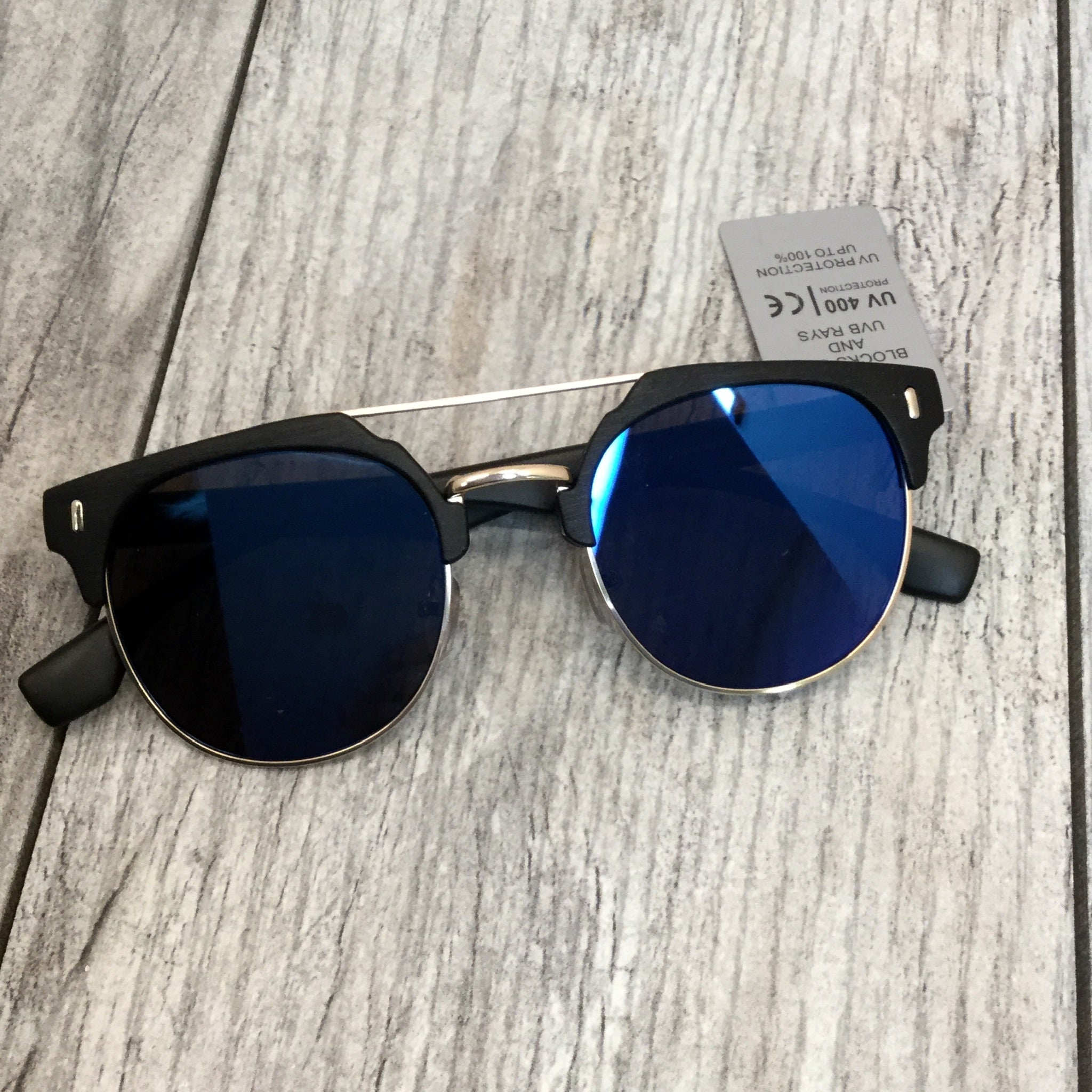 New!  Browline Sunglasses