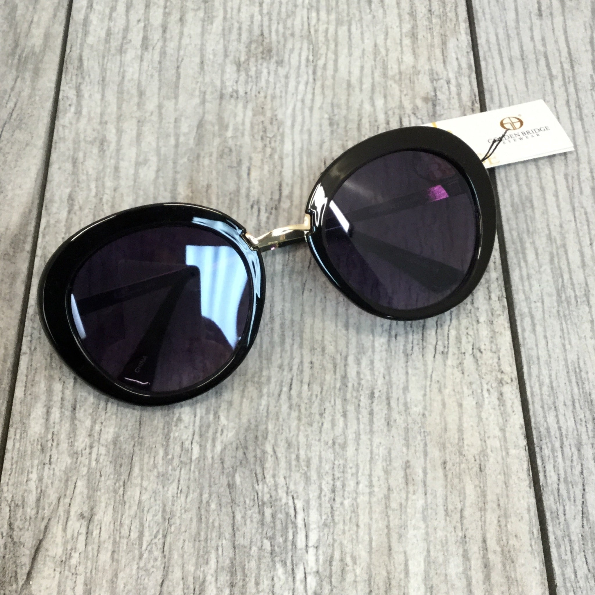 New!  Retro Oversized Sunglasses