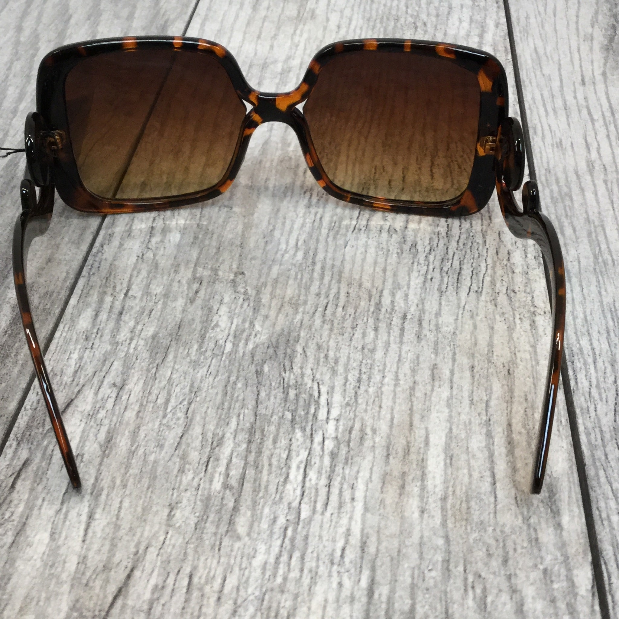 New!  Oversized Square Sunglasses
