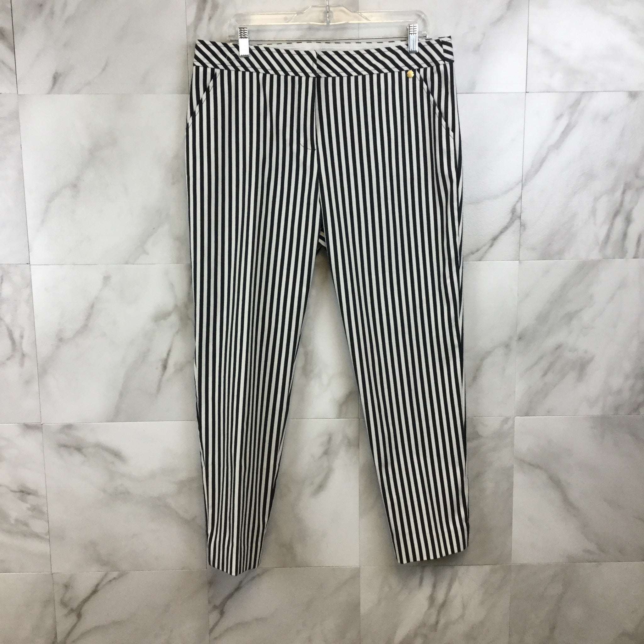 Trina Turk Striped Pants - size 12