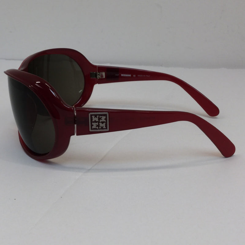 Missoni Red Sunglasses