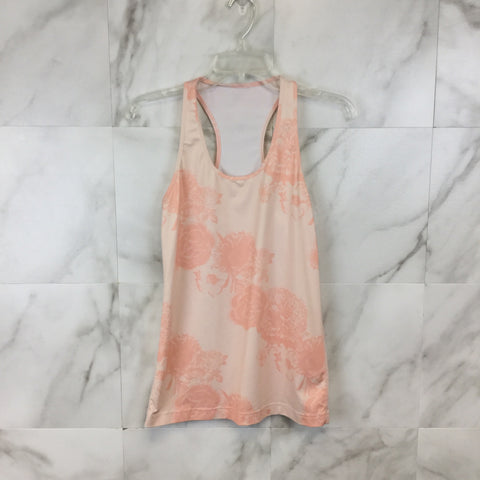 Girl's Adidas Sun Glo Club Tank size Small