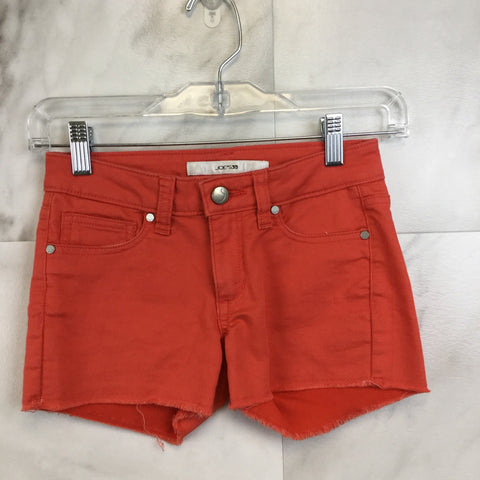 Girl's Joe's Denim Cut-Off Shorts size 10