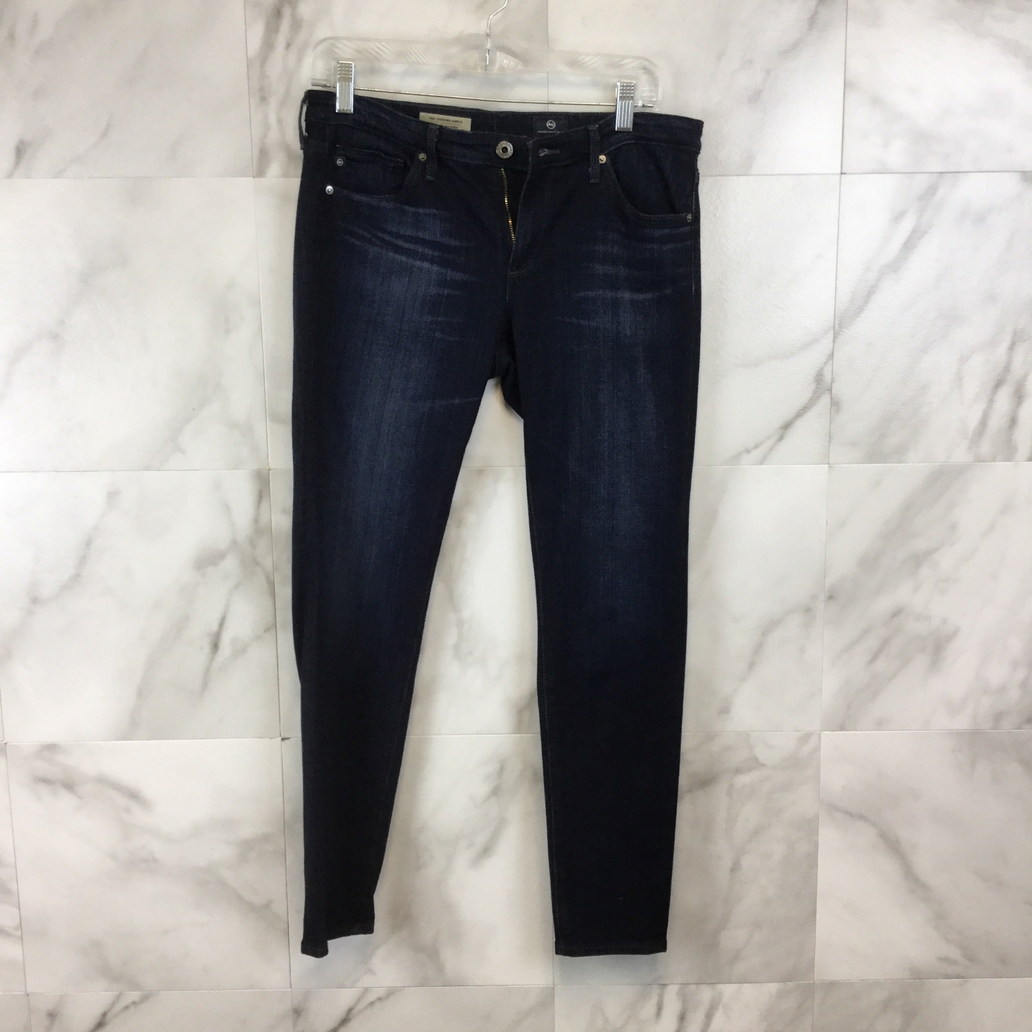 "Adriano Goldschmied ""The Legging Ankle"" Super Skinny Ankle Jeans - Size 6/8"