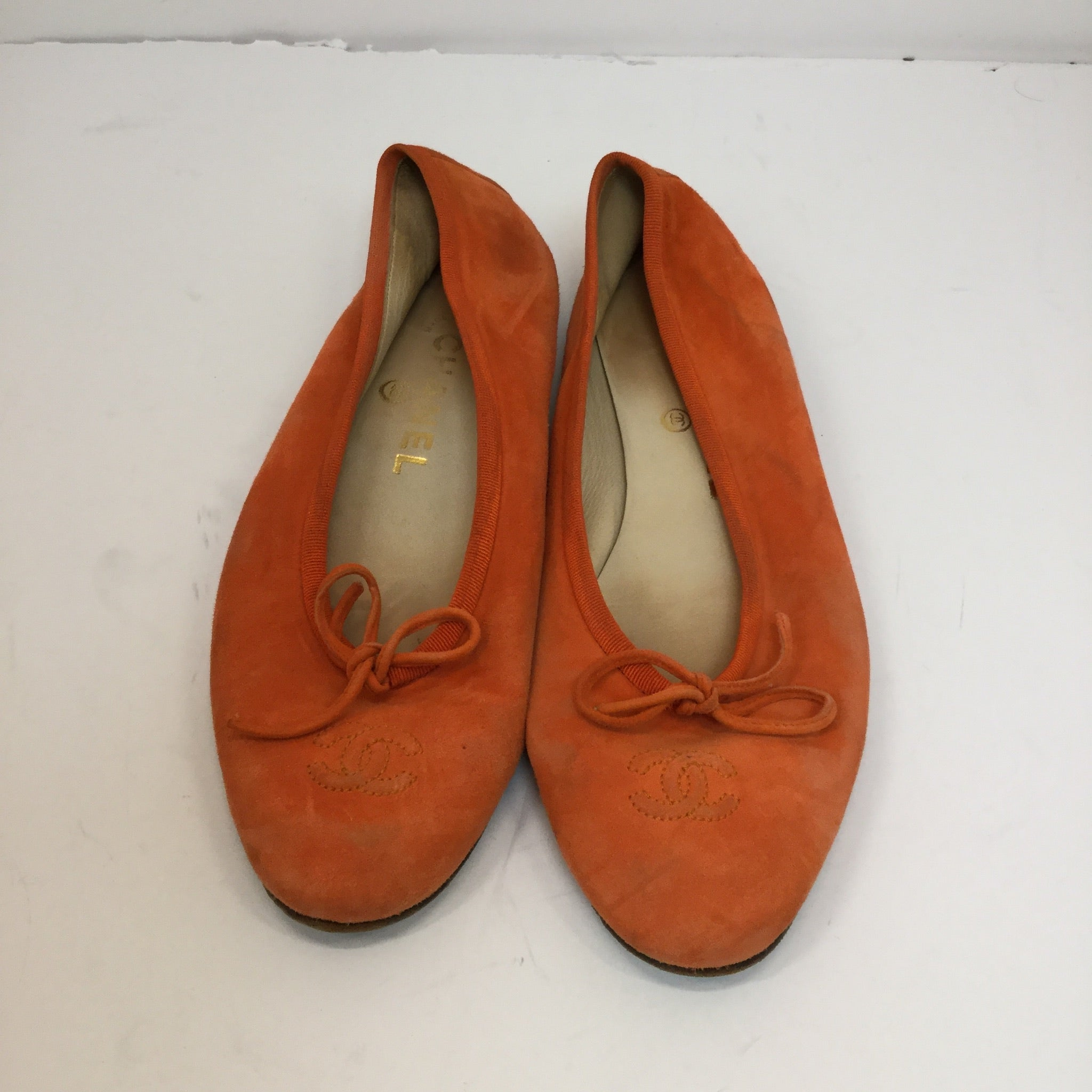 Chanel Vintage Flats - Size 38