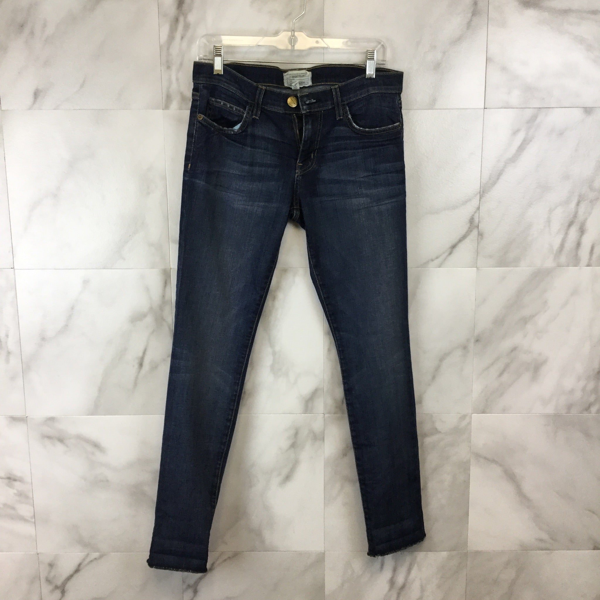 Current/Elliott Skinny Jeans - Size 28