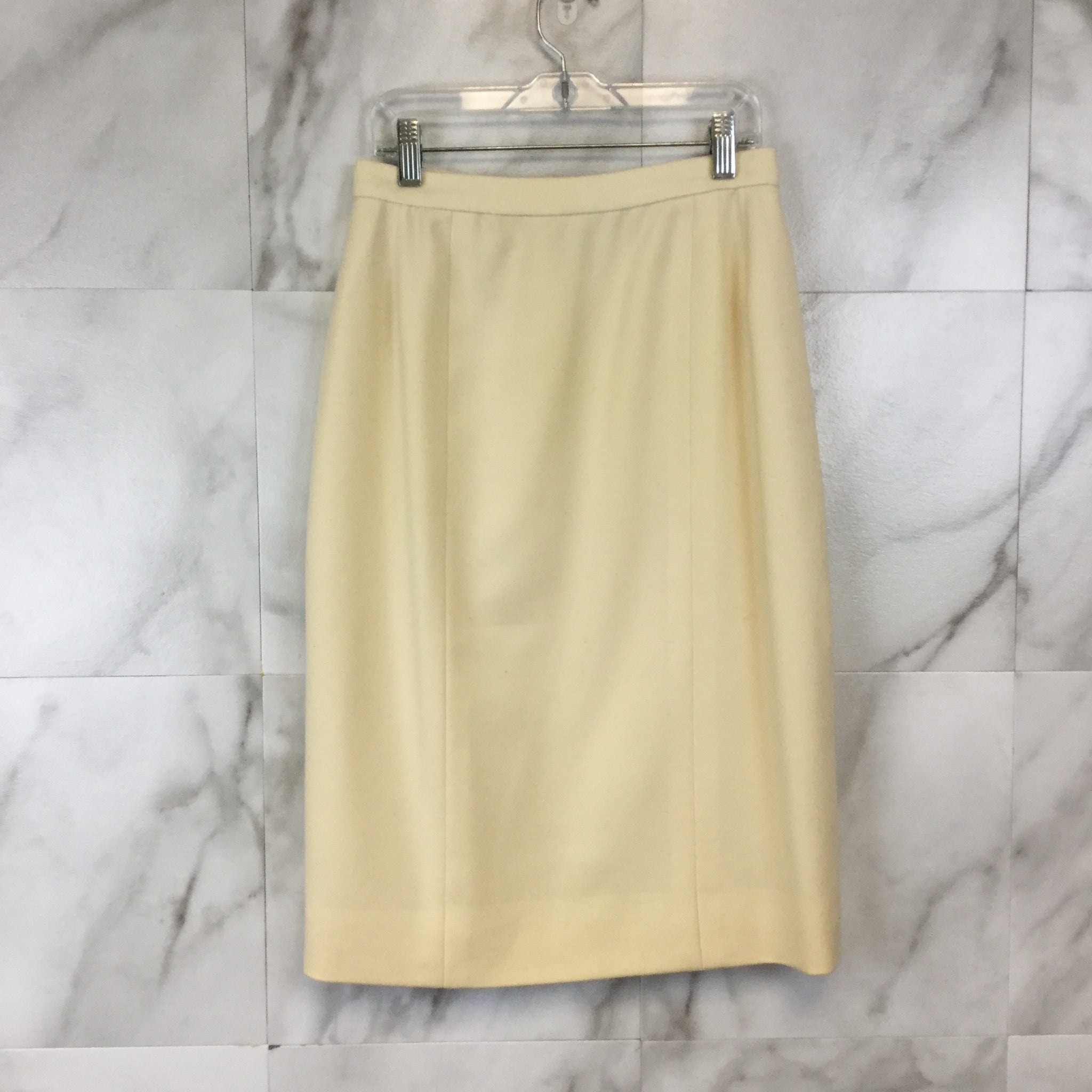 Chanel Vintage Pencil Skirt - size 2