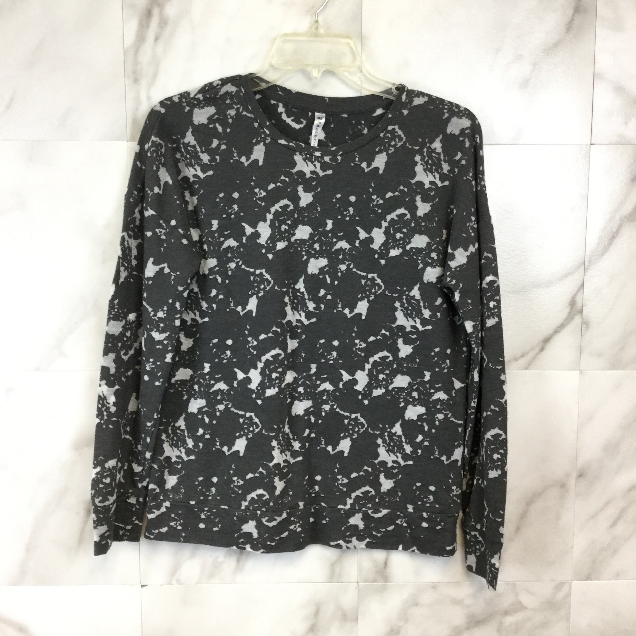Fabletics Burnout Sweatshirt - Size S