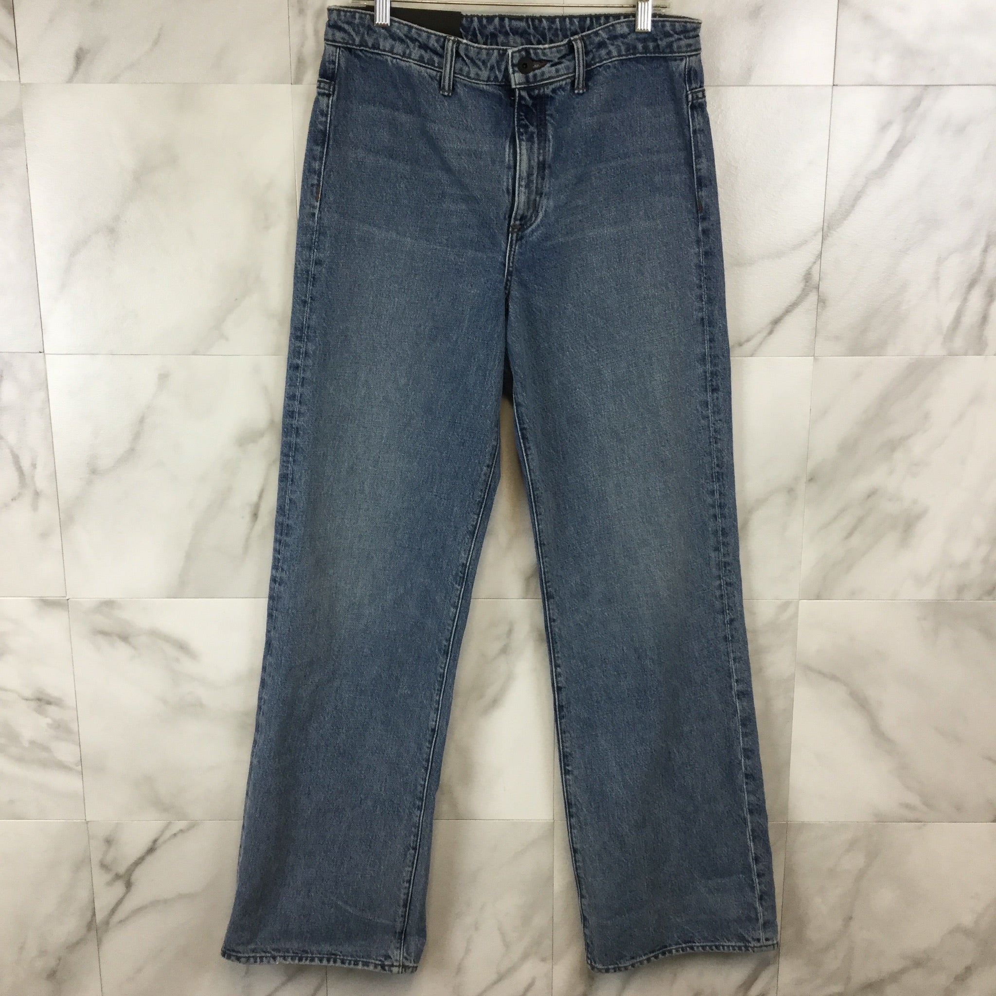 Helmut Lang No Pocket High Rise Jeans - size 32