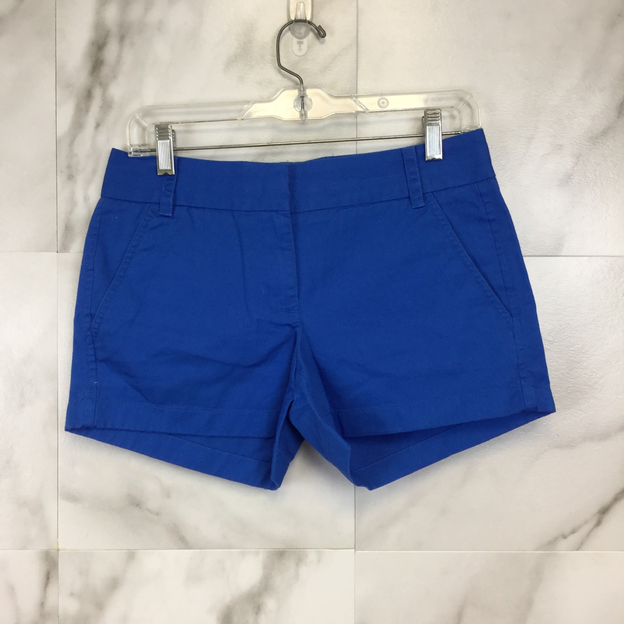 New! J. Crew Chino Shorts - Size 0