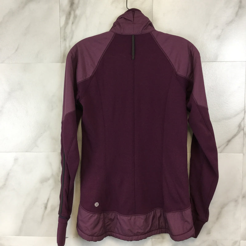 Lululemon Can't Stop Jacket - size 4/6